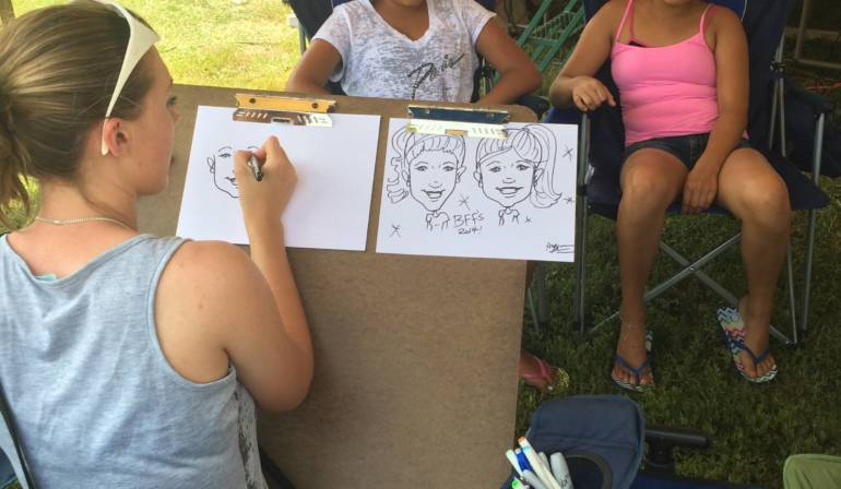 [VIDEO] 3rd Annual Art in the Park