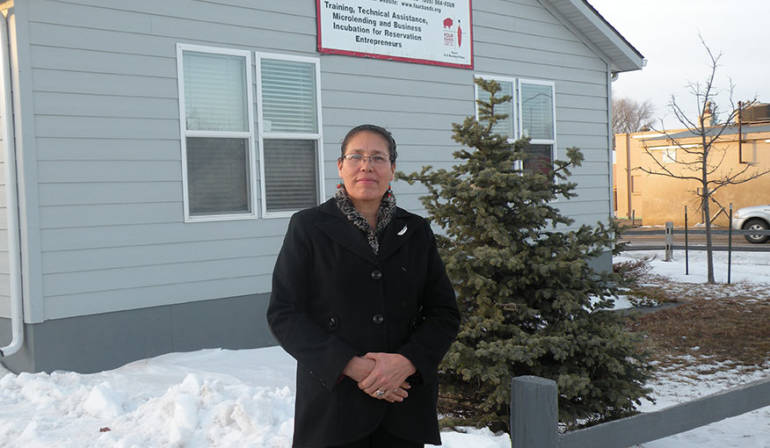 Greening Cheyenne River One Home at a Time